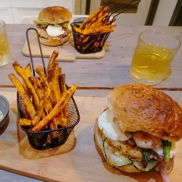 Atlantis Burger | visburger | hamburger bijbel