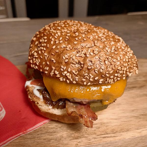 BFF burger | Diego's Burgers | Hamburger Bijbel