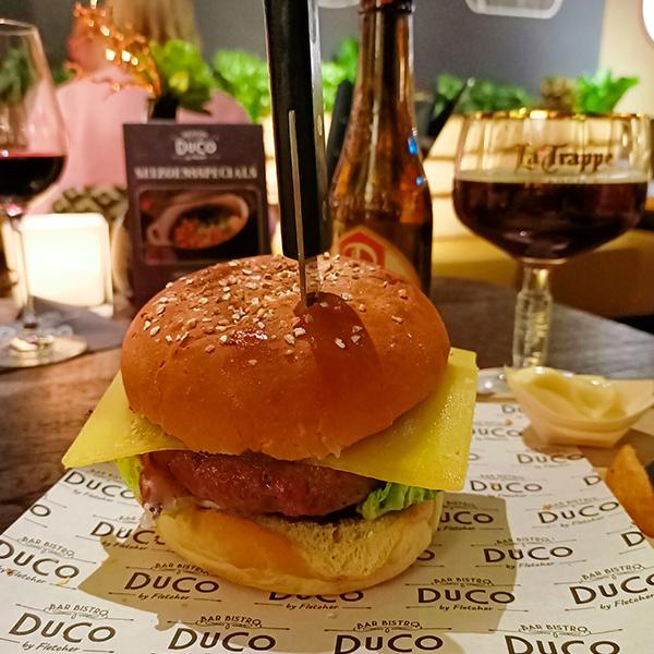 Bar Bistro Duco Leeuwarden | Hamburger Bijbel